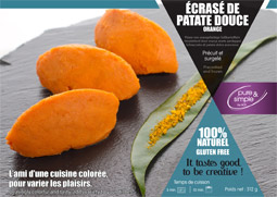 ecrase patate douce orange