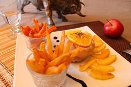 Recette patate douce canard fruit avec ses brindilles - Recette patate douce blanche ...